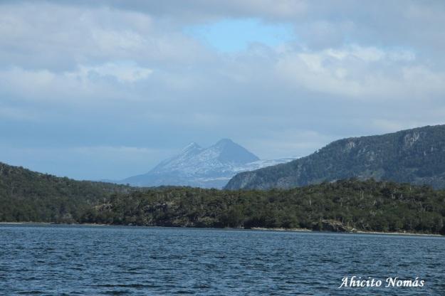 Montañas chilenas