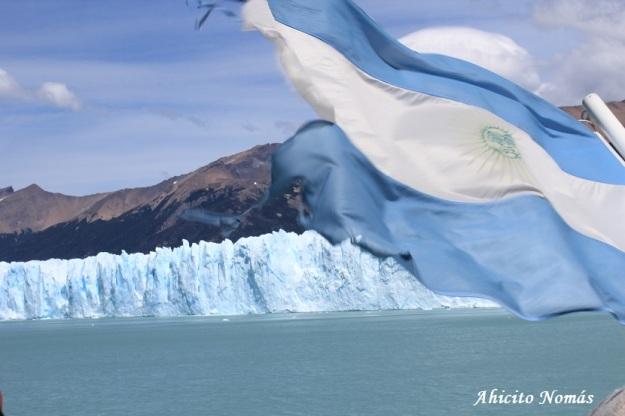 Perito Moreno es argentino