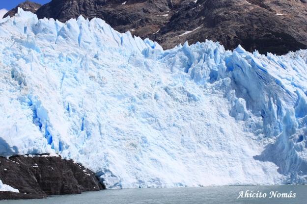 Spegazzini - pared de hielo 2
