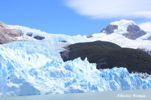 Spegazzini - verde entre el hielo
