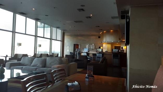 Lobby y restaurant