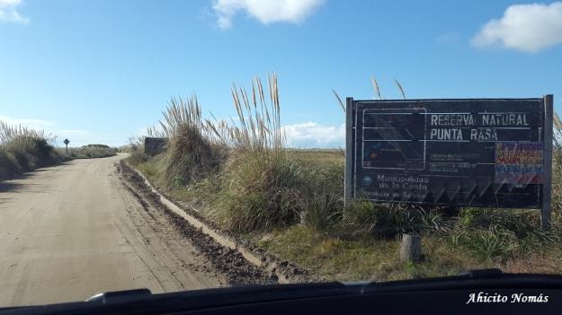 Reserva Natural Punta Rasa