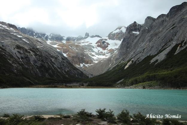 1er Vista de la laguna