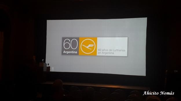 LH 60 años en AR