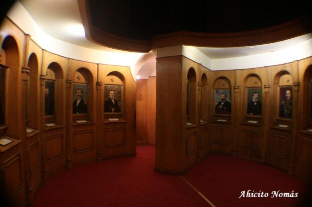 Sala de retratos
