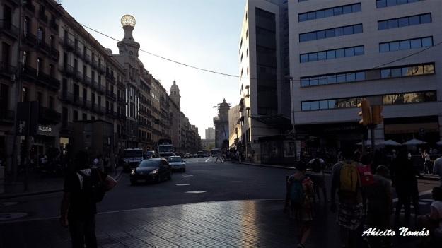 caminando-barcelona