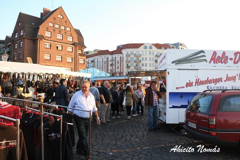 Haz contactos nuevos en Hamburgo