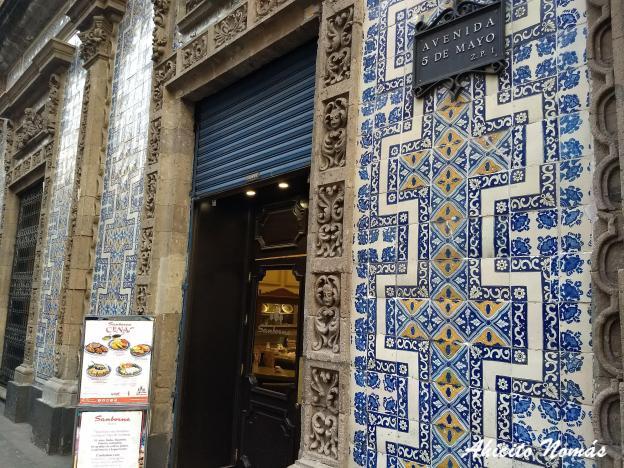 Una Merienda En La Hist Rica Casa De Los Azulejos En