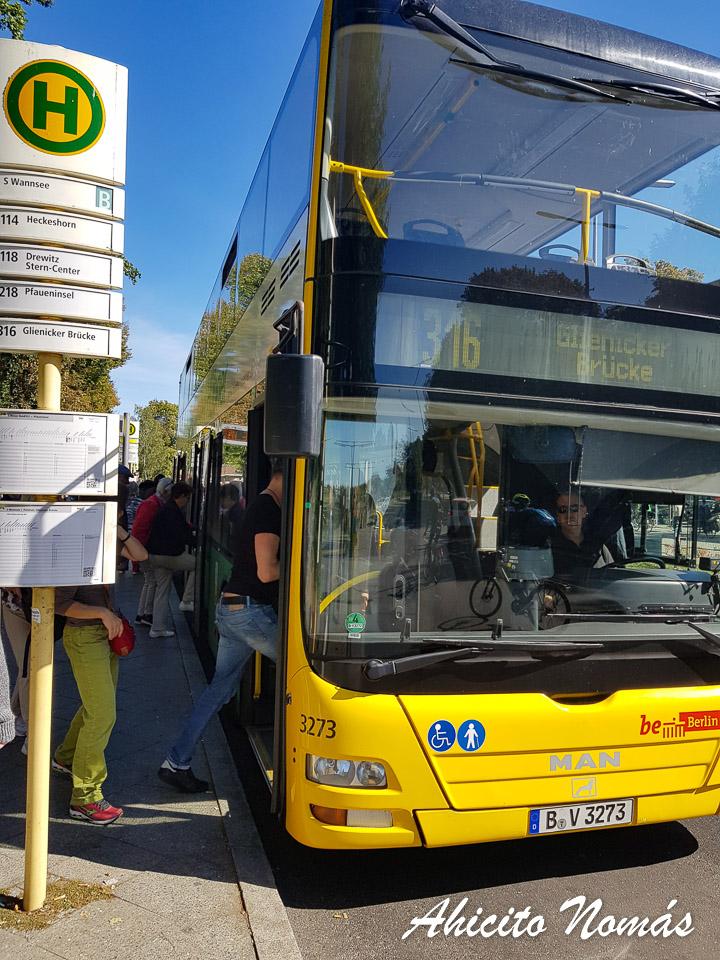Bus 2 pisos